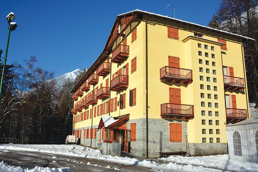 Hotel Foyer Don Bosco : Storia dell ispettoria salesiani lombardia emilia