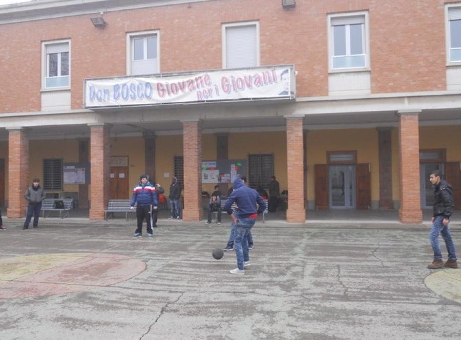Foyer Don Bosco Hotel Italy : Nave bs salesiani lombardia emilia