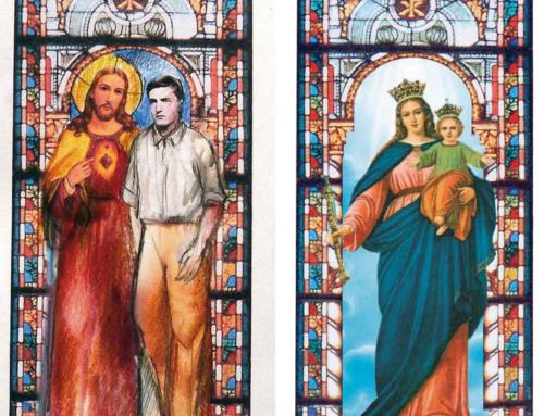 Guida breve della chiesa di S. Maria Ausiliatrice pt.5