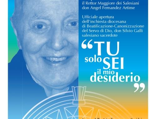 Website su don Silvio Galli e apertura della Causa di Beatificazione